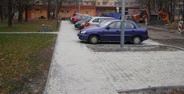 Rekonstrukce parkoviště – Ostrava Poruba - Reference